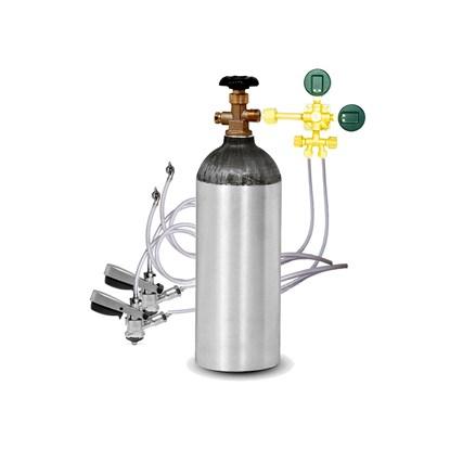 Kit de Extração - 2 vias - Com Cilindro