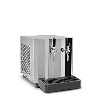 Chopeira Elétrica Memo Advantage 70 litros/hora - 2 torneiras Italianas