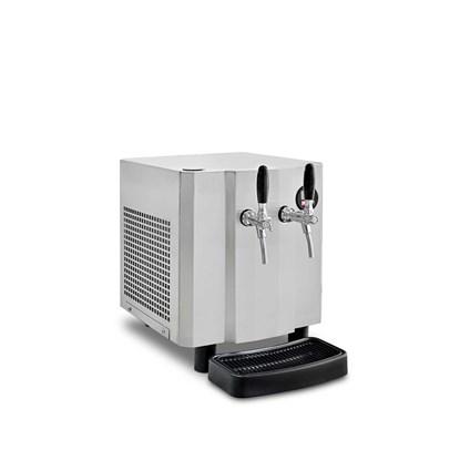 Chopeira Elétrica Small Memo 50 litros/hora - 2 Torneiras Italianas