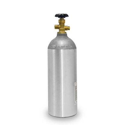 Cilindro De Co2 Alumínio 2,3 Kg  para Chopp (sem carga)