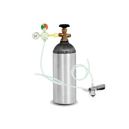 Kit de extração de chopp - Engate Rápido
