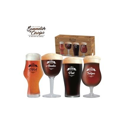 Kit de Taças para Cervejas Escuras
