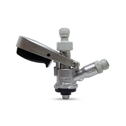 Válvula Extratora Keg P Inox com Engate Rápido